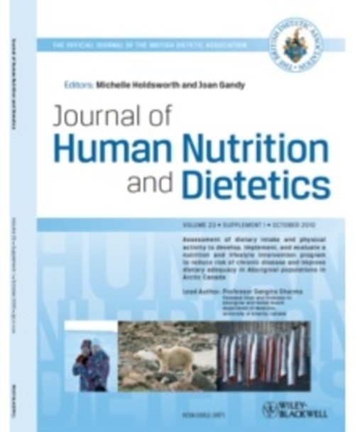 human nutrition and dietetics garrow