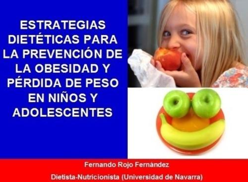 Charla: Estrategias dietéticas para la prevención de la..